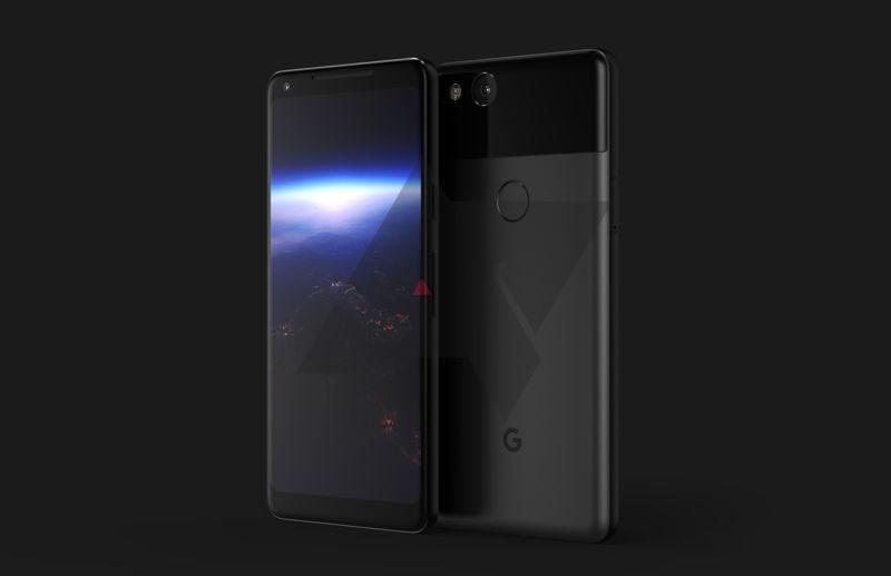 Google i HTC Pixel 2 XL