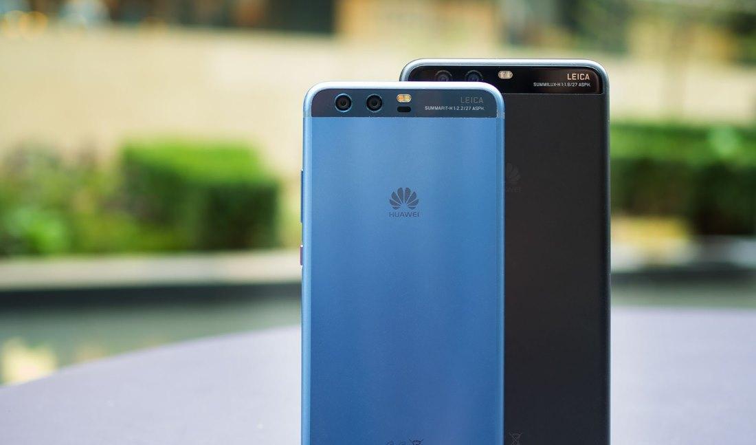 Huawei prodaja 2017