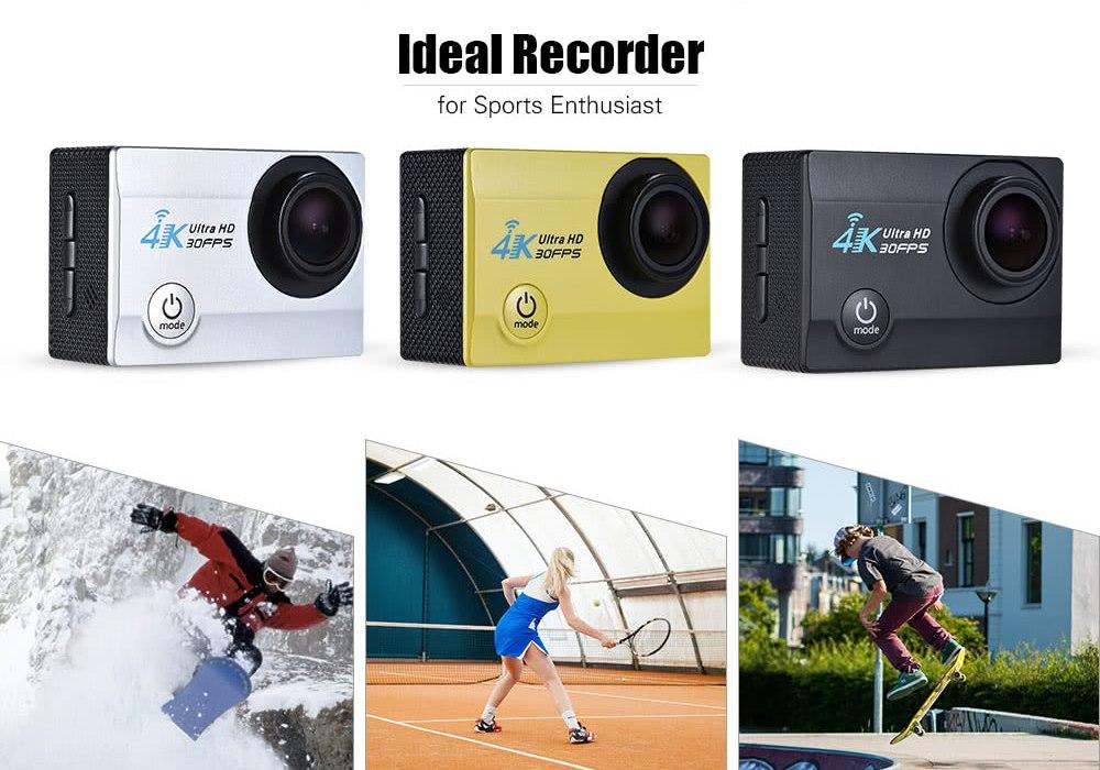 jeftina 4k akcijska kamera