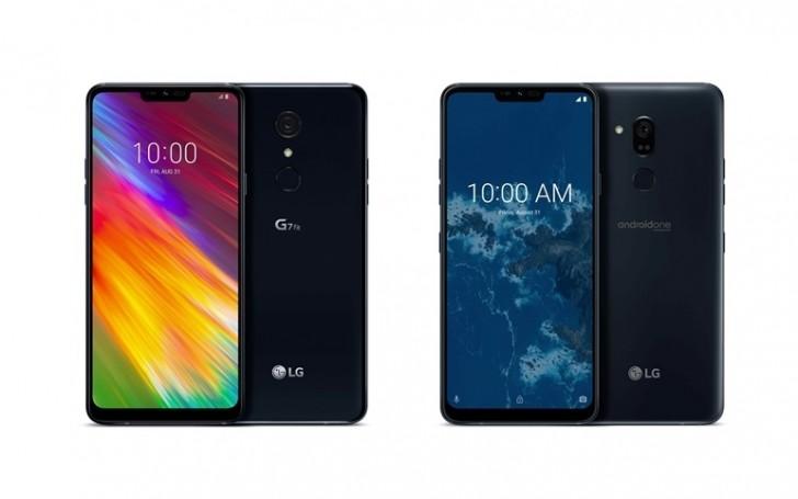 LG G7 One G7 Fit specifikacije - Naslovna