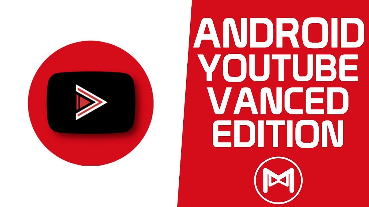 YouTube Vanced - Naslovna
