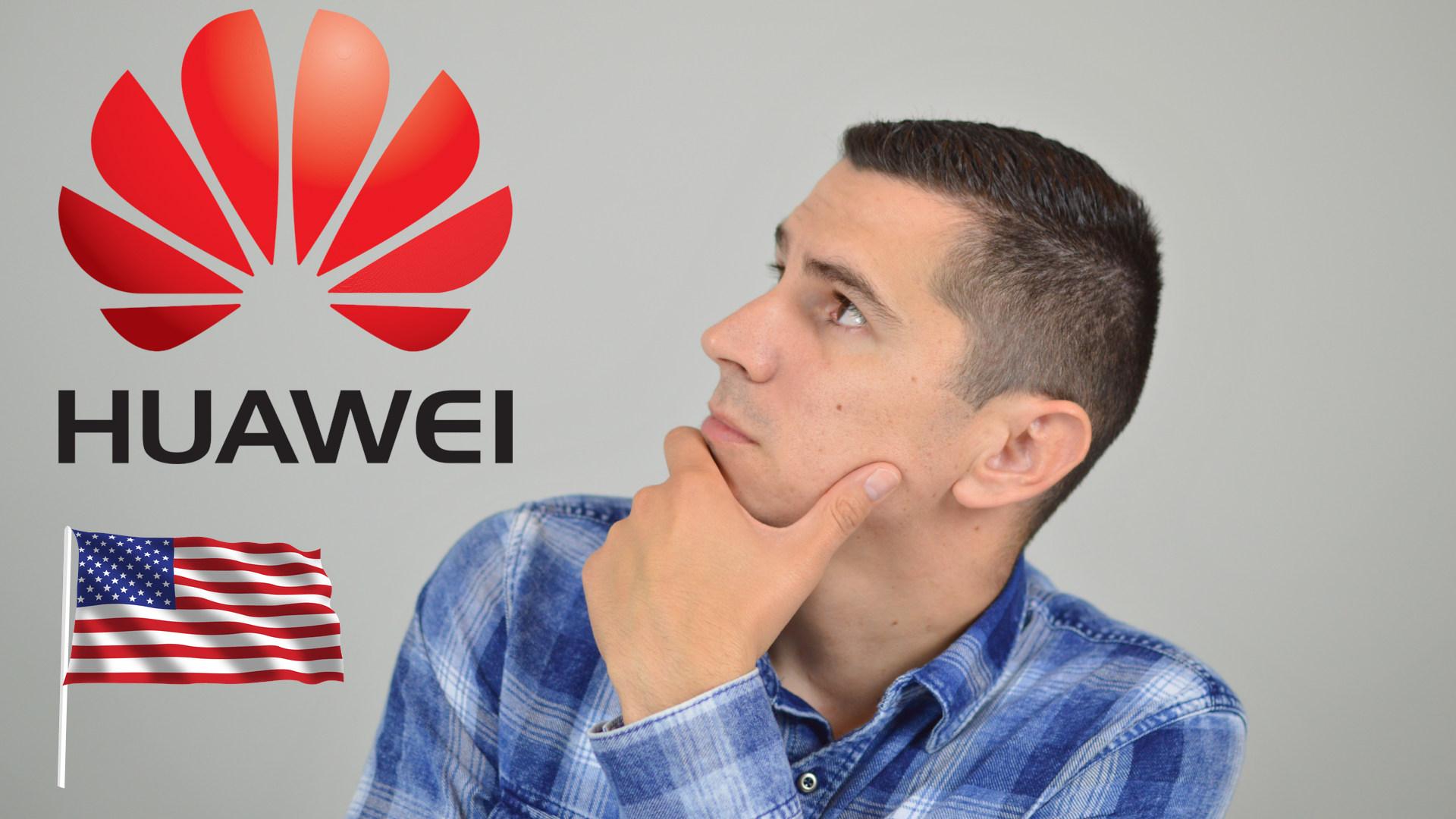 Huawei vs SAD