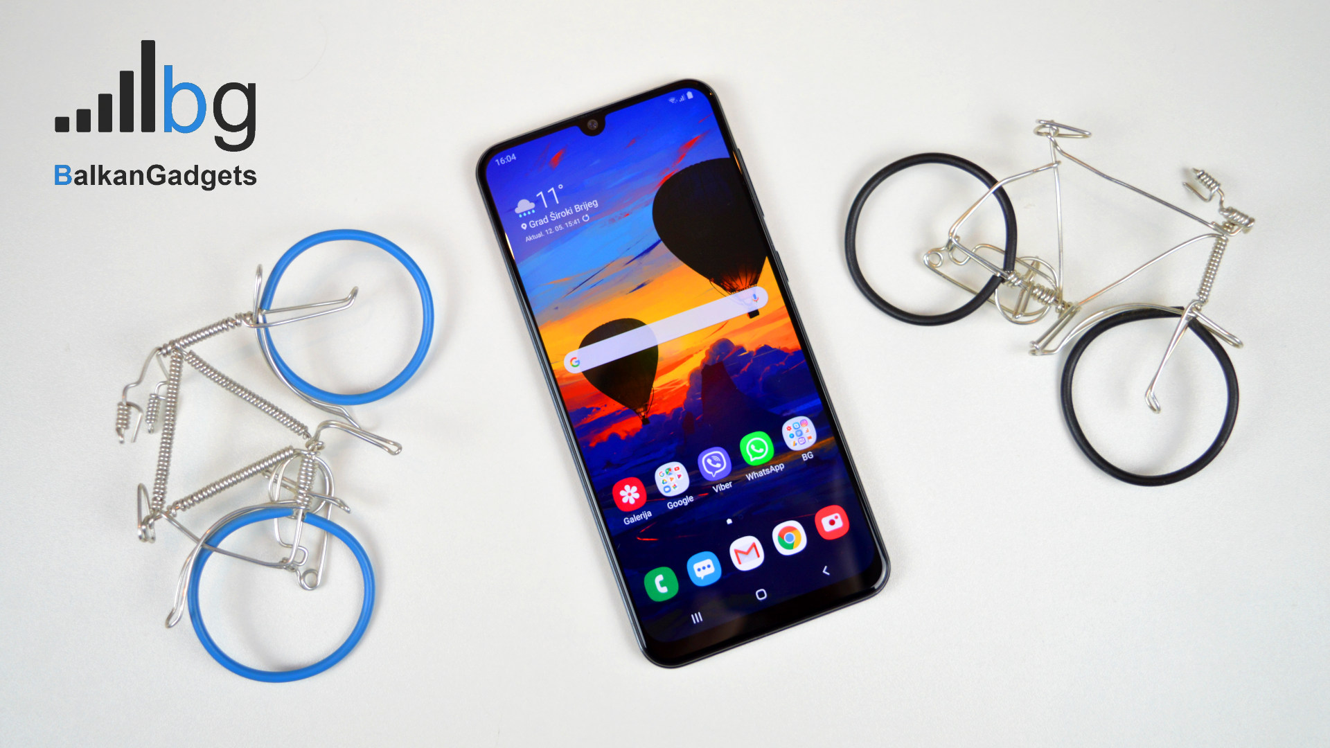 Samsung Galaxy A50 recenzija