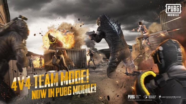 PUBG Mobile 4v4 nova mapa - Naslovna