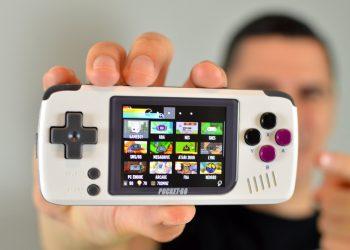 Pocketgo dojmovi emulator konzola