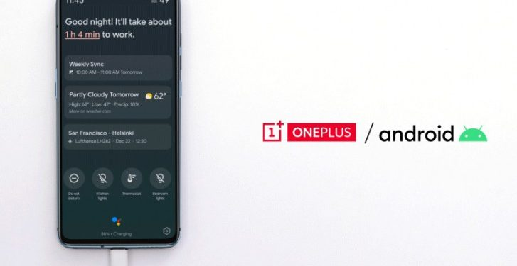 OnePlus Ambient mode