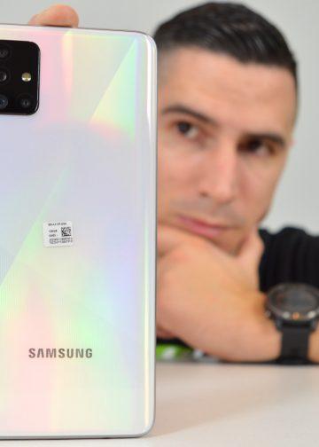Samsung Galaxy A51 test dojmovi