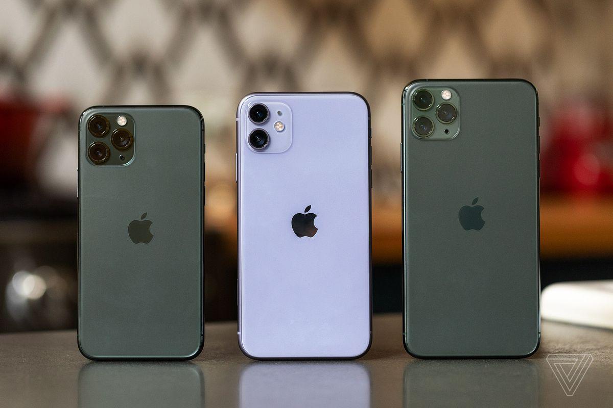 iPhone 11 linija